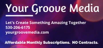 Your Groove Media small ad